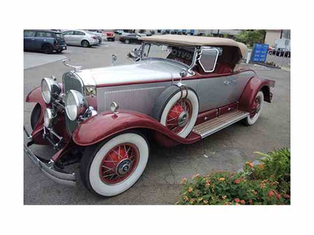 1929 Cadillac 341-B Roadster | 991309