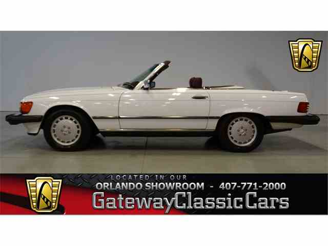 1989 Mercedes-Benz 560SL | 991317