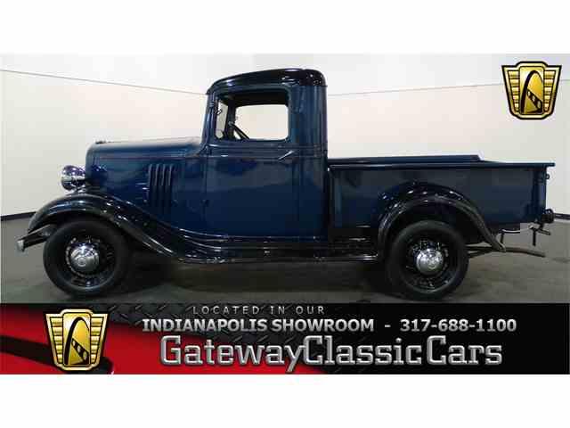 1935 Chevrolet 1/2 Ton Pickup | 991321