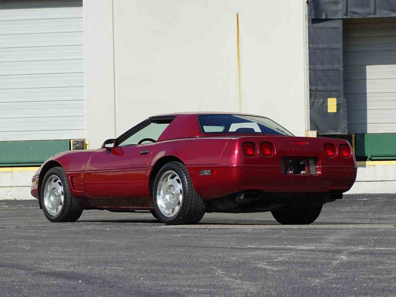 1995 chevrolet corvette for sale cc 991325. Black Bedroom Furniture Sets. Home Design Ideas