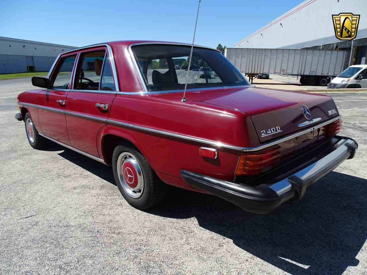 1976 mercedes benz 240d for sale cc 991326 for 1976 mercedes benz for sale