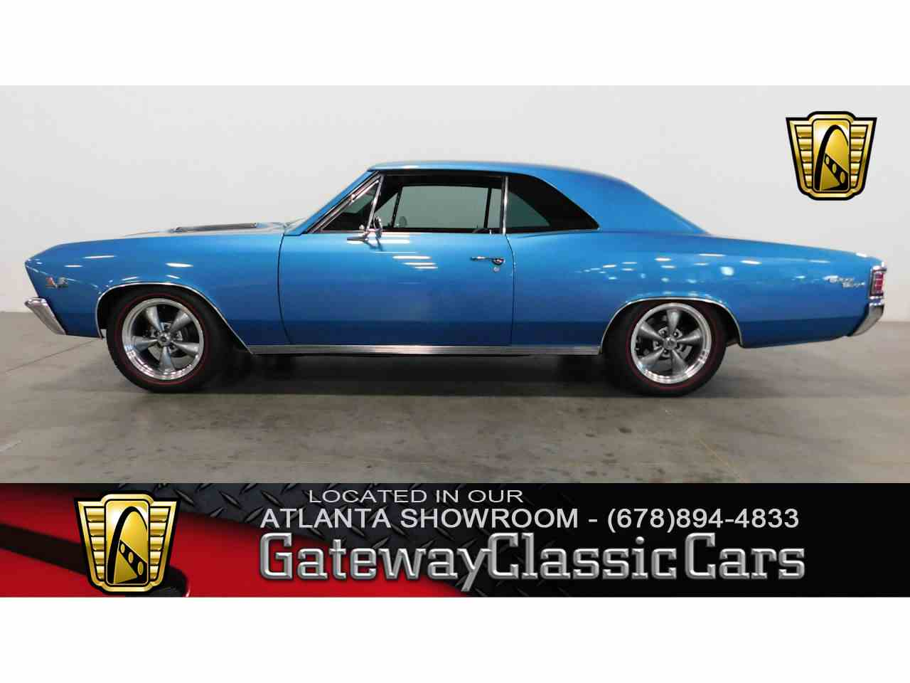 1967 Chevrolet Chevelle for Sale - CC-991329