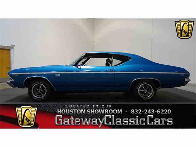 1969 Chevrolet Chevelle | 990133