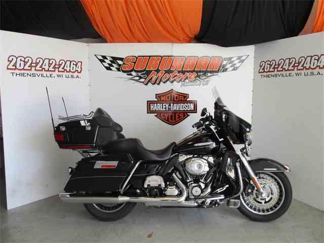 2012 Harley-Davidson® FLHTK - Electra Glide® Ultra Limited | 991338
