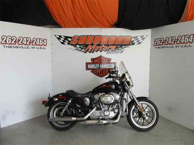 2013 Harley-Davidson® XL883L - Sportster® SuperLow® | 991339