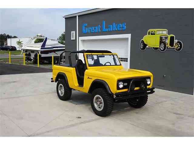 1967 Ford Bronco | 991356