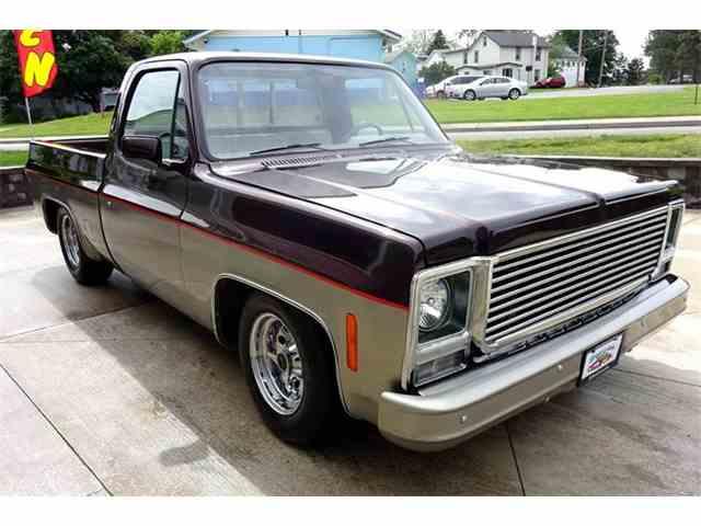 1975 Chevrolet C/K 10   991359