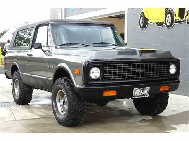 1972 Chevrolet Blazer | 991360