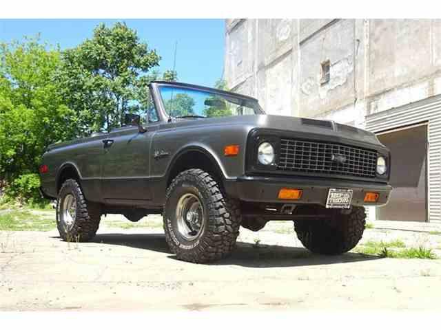 1972 Chevrolet Blazer   991360