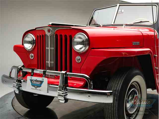 1949 Willys Jeepster | 991362