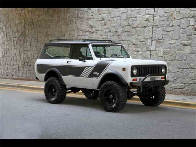 1979 International Harvester Scout II | 991366