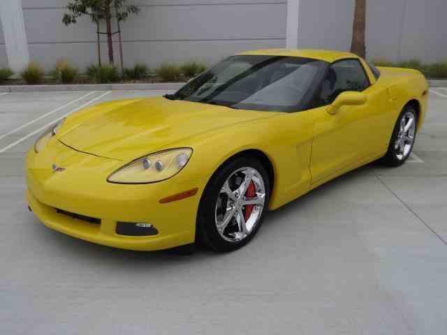 2008 Chevrolet Corvette | 991368