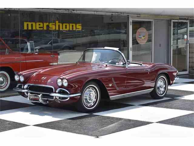 1962 Chevrolet Corvette | 991374