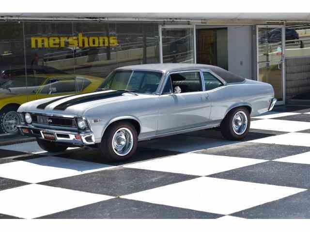 1968 Chevrolet Nova SS | 991375