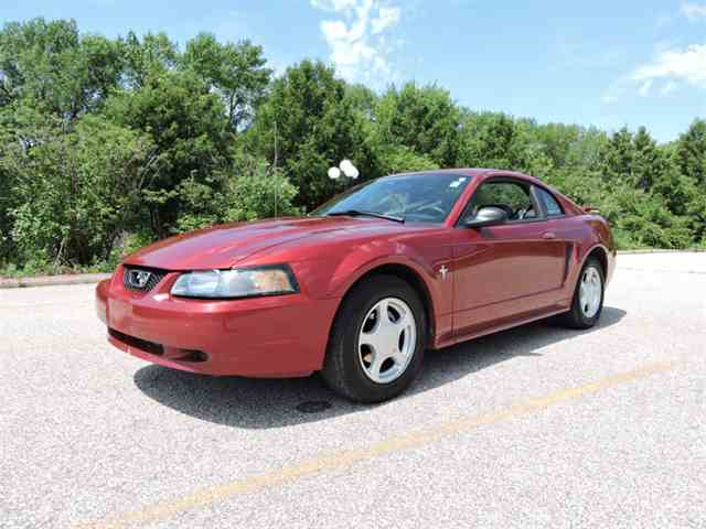 2003 Ford Mustang | 991381