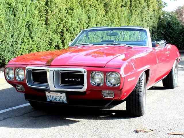 1969 Pontiac Firebird | 991384