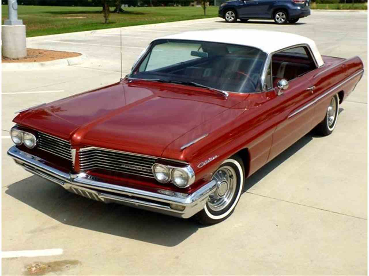 1962 pontiac catalina for sale cc 991388. Black Bedroom Furniture Sets. Home Design Ideas
