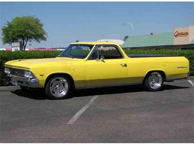 1966 Chevrolet El Camino | 991395