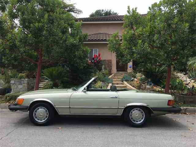 1975 Mercedes-Benz 450SL | 991399