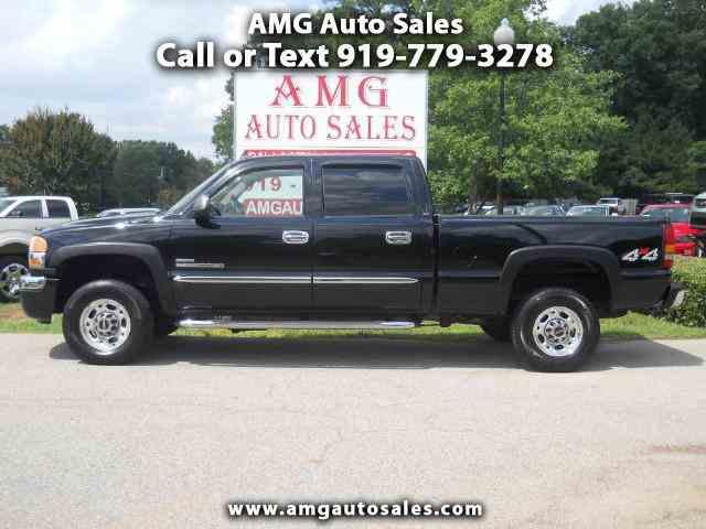 2006 GMC 2500 | 990014