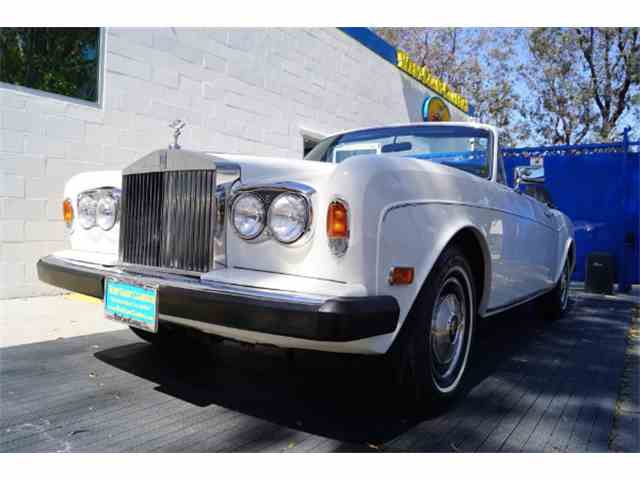 1984 Rolls-Royce Corniche | 990140