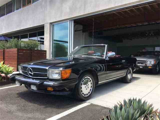 1986 Mercedes-Benz 560 | 991400