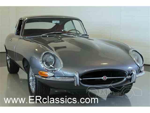 1962 Jaguar E-Type | 990141