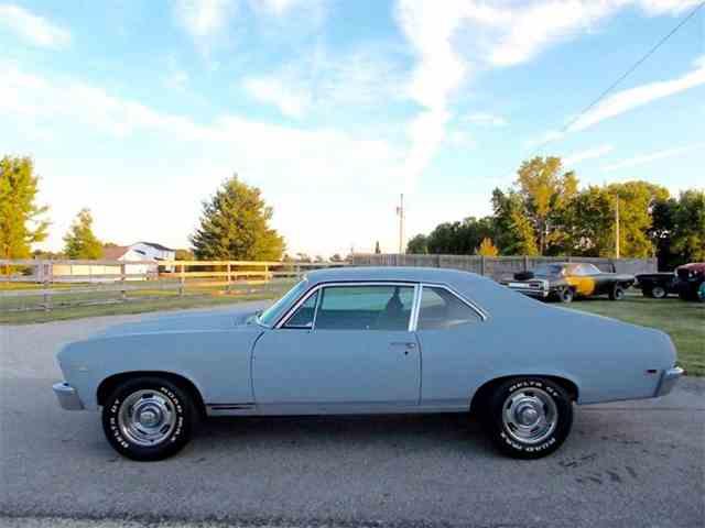 1968 Chevrolet Nova   991410