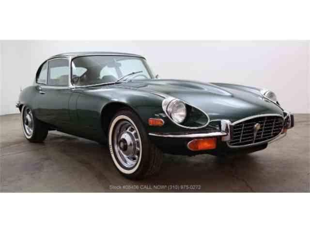 1972 Jaguar XKE | 991411