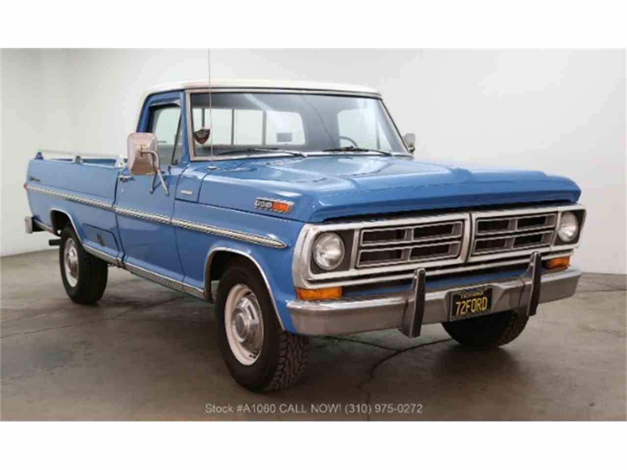 1972 Ford F250 for Sale - CC-991416