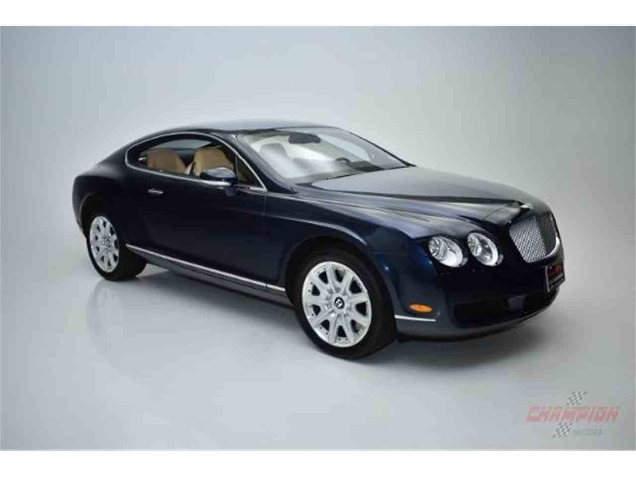 2005 Bentley Continental for Sale - CC-991418
