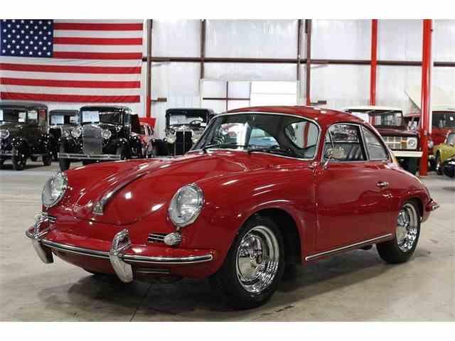 1963 Porsche 356B | 991421