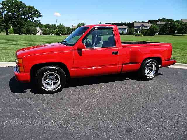 1997 CHEVROLET SILVERADO 1500 STEP SIDE | 991429