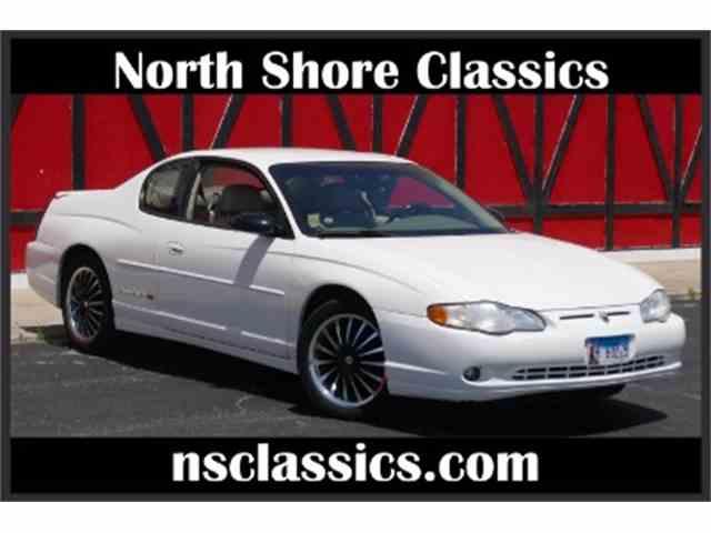 2002 Chevrolet Monte Carlo   991430