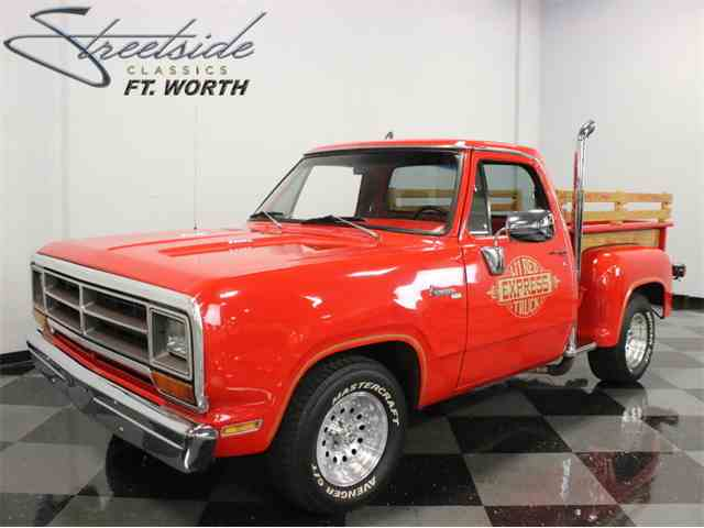 1975 Dodge Lil Red Express Tribute | 991432