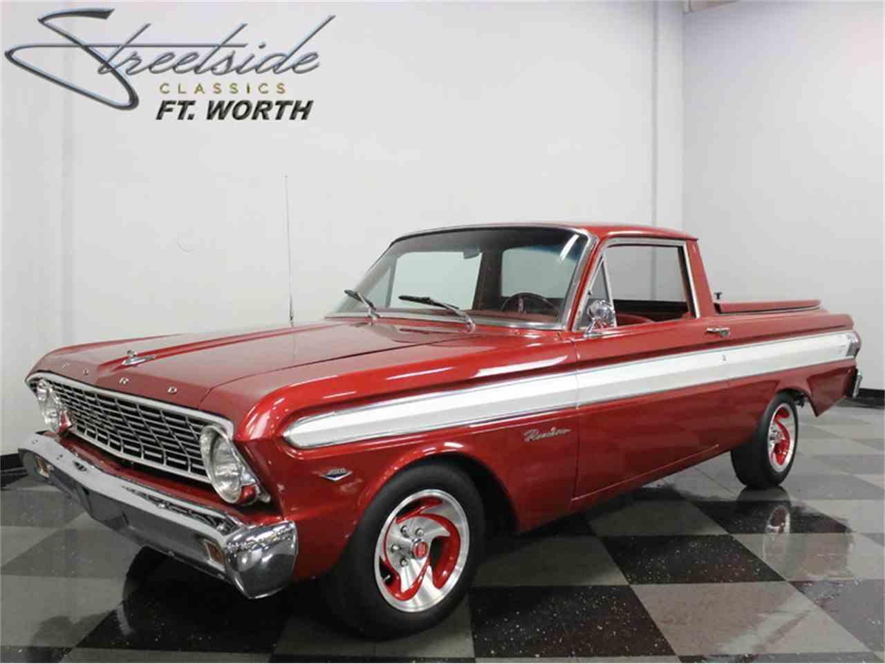 1964 ford ranchero 991433