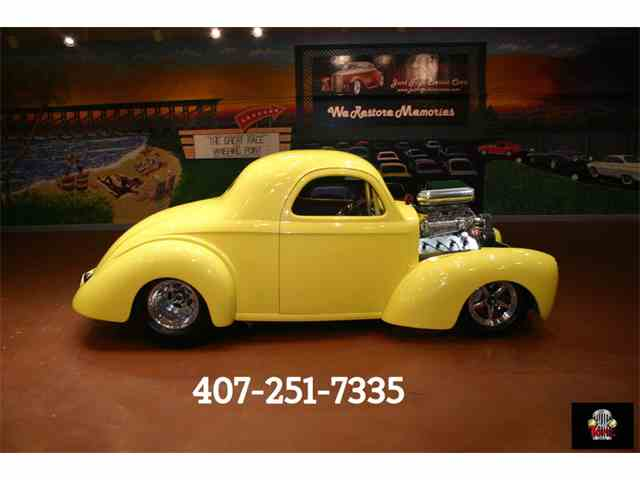 1941 Willys Street Rod | 991441