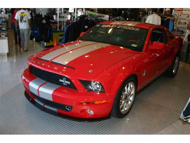 2009 Ford Mustang GT500KR | 990145