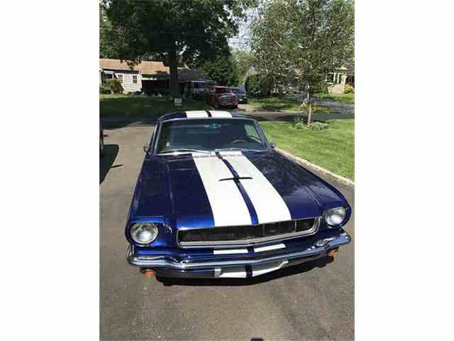 1965 Ford Mustang | 991460
