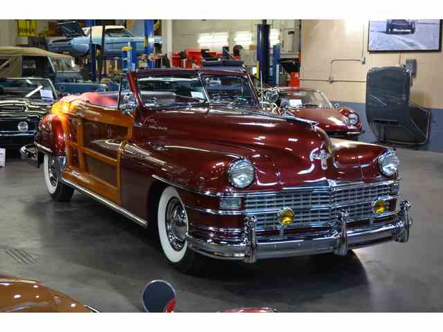 1946 Chrysler Town & Country Convertible | 991463