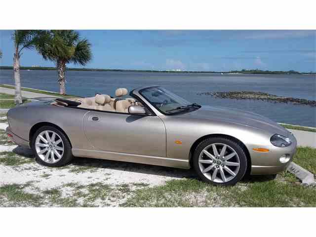 2006 Jaguar XK8 | 991468