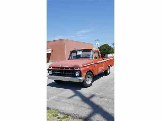 1965 Ford F100 | 991474