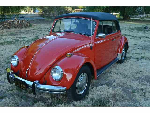 1968 Volkswagen Beetle | 991475