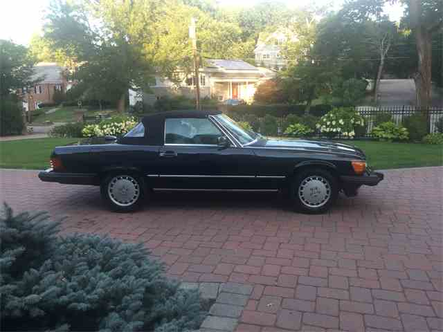 1987 Mercedes-Benz 560SL | 991488