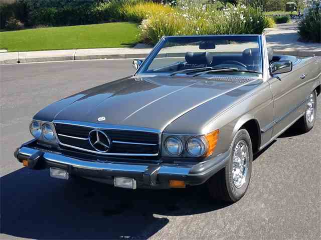 1979 Mercedes-Benz 450SL | 991492