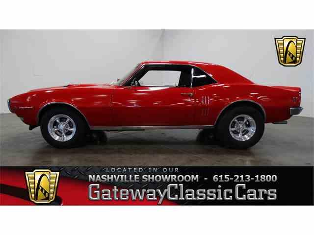 1968 Pontiac Firebird | 991496
