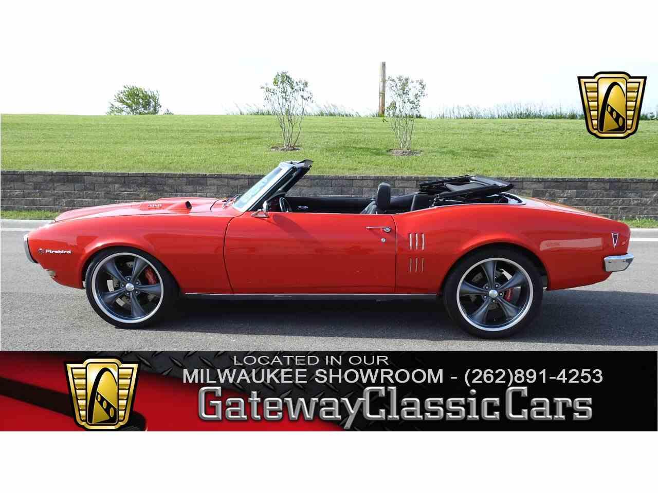 1968 Pontiac Firebird for Sale - CC-991497