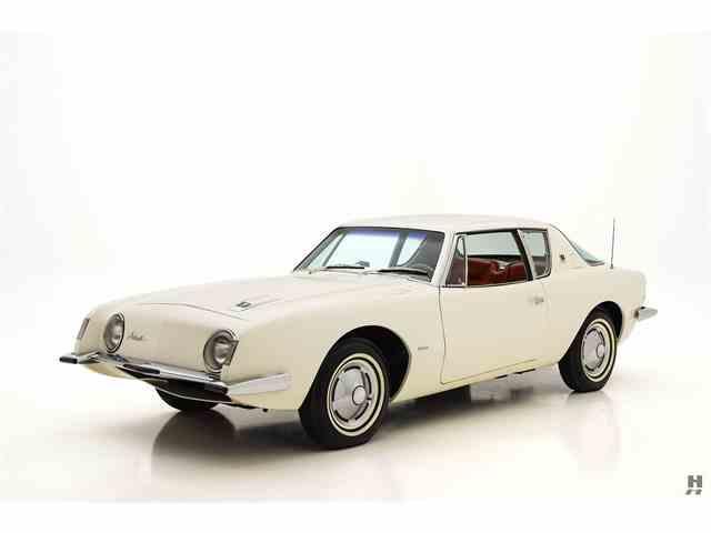 1963 Studebaker Avanti   990150
