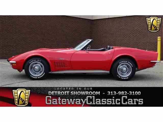 1971 Chevrolet Corvette | 991502
