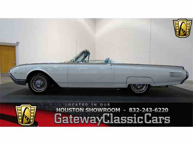 1961 Ford Thunderbird | 991503
